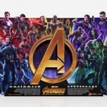Nieuwe internationale Avengers: Infinity War posters
