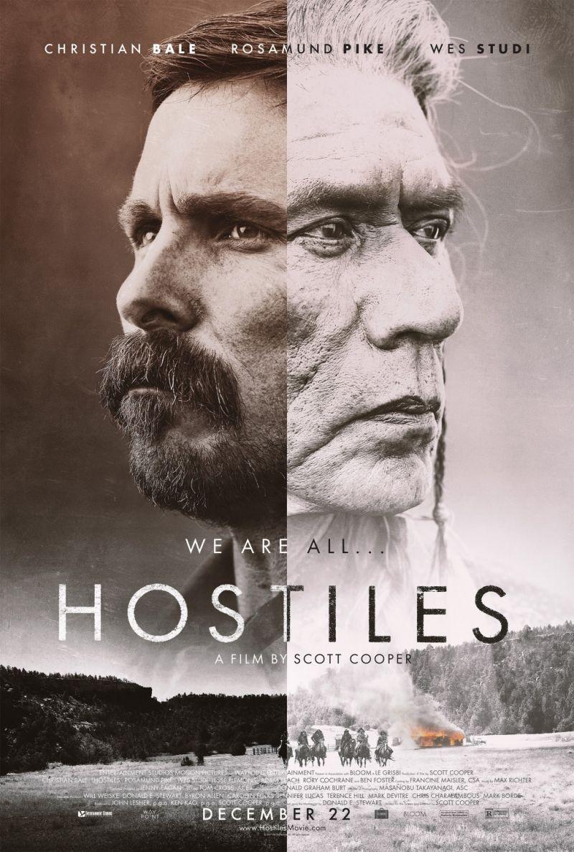 Recensie Hostiles