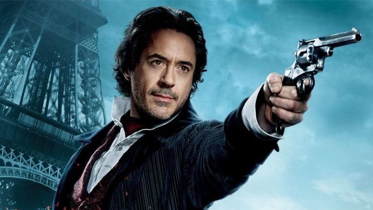 Robert Downey Jr. nog steeds geïnteresseerd in Sherlock Holmes 3
