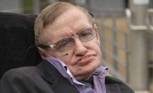 Stephen Hawking overleden