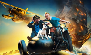 The Adventures of Tintin 2