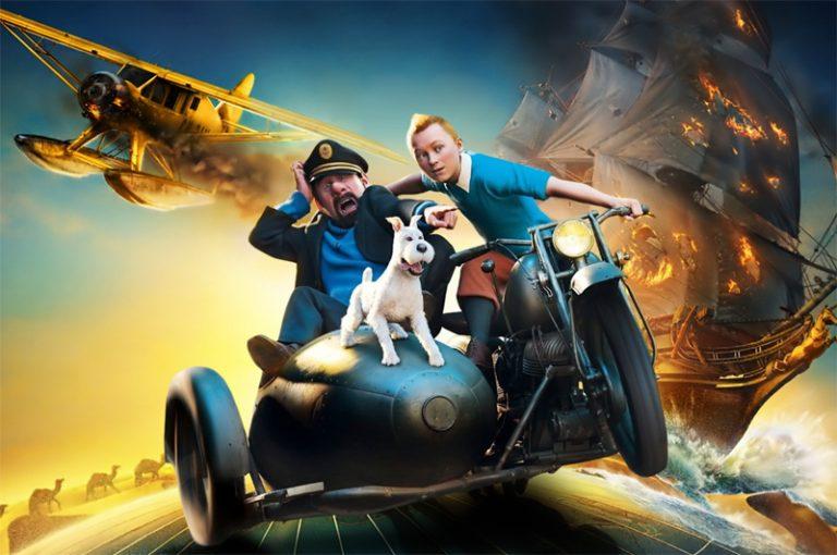 The Adventures of Tintin 2
