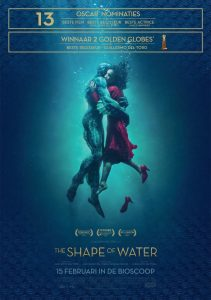 Recensie The Shape of Water (Sandro Algra) poster