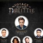 Robert Downey Jr. onthult volledige cast The Voyage of Doctor Dolittle