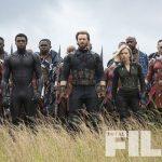 Cap en Panther verenigd op nieuwe Avengers: Infinity War foto