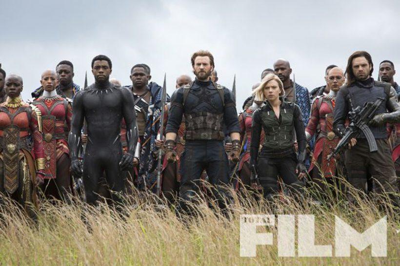 Avengers: Infinity War foto