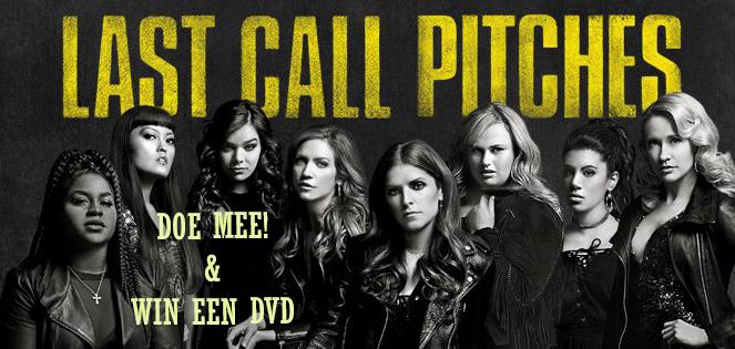 Winactie | Pitch Perfect 3 DVD – Beëindigd