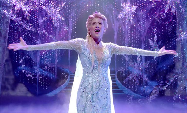 Nieuwe trailer voor Frozen The Broadway Musical