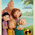 Nieuwe poster Disney•Pixar's Incredibles 2