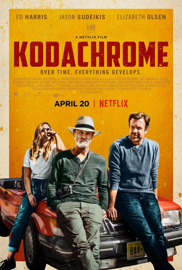 Kodachrome met Jason Sudeikis en Ed Harris
