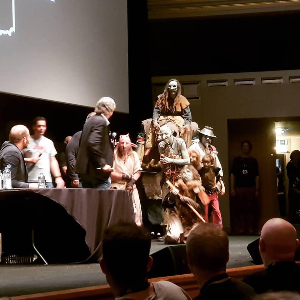 Verslag Masterclass Guillermo del Toro op het BIFFF 3