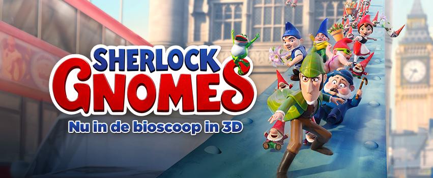 Winactie Sherlock Gnomes – Beëindigd