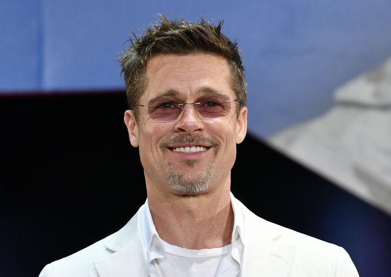 Brad Pitt maakt film over Harvey Weinstein zaak