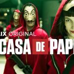 La Casa de Papel seizoen 3 in 2019 op Netflix