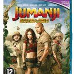 Winactie | Jumanji: Welcome to the Jungle blu-ray – Beëindigd