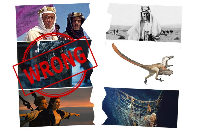 Blog | Moeten films waarheidsgetrouw zijn? (Sandro Algra)