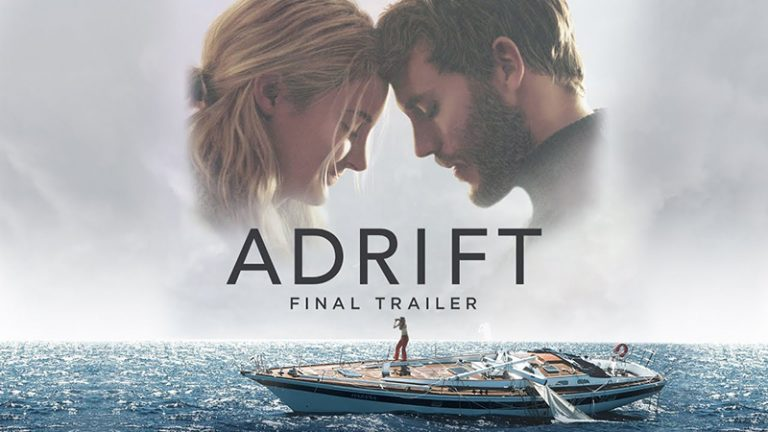 Shailene Woodley & Sam Claflin in nieuwe Adrift trailer