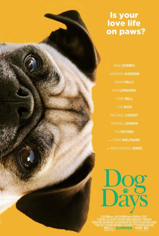 Trailer komedie Dog Days met Vanessa Hudgens
