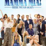 Bekijk de nieuwe Mamma Mia! Here We Go Again poster