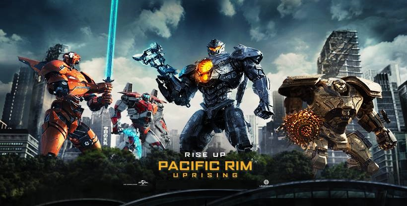 Winactie | Pacific Rim Uprising blu-ray