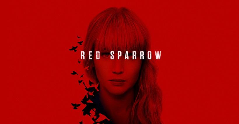 Winactie | Red Sparrow DVD