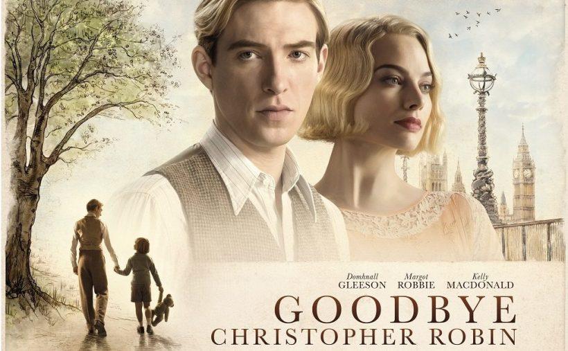 Winactie | Goodbye Christopher Robin blu-ray/DVD – Beëindigd