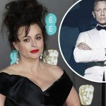 Helena Bonham Carter als schurk in James Bond 25?