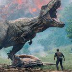 Jurassic World: Fallen Kingdom bijt zich vast in wereldwijde box office
