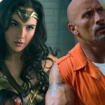 Gal Gadot naast Dwayne Johnson in Red Notice