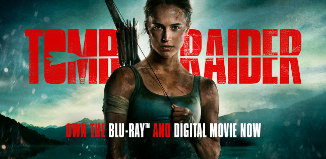 Winactie | Tomb Raider Blu-ray – Beëindigd
