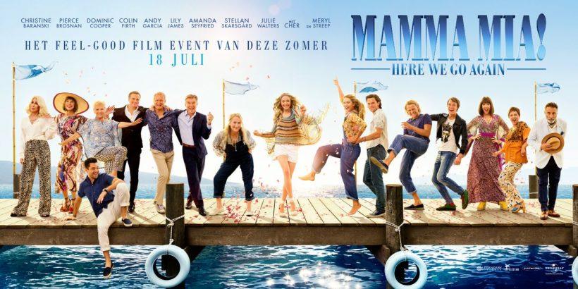 Recensie | Mamma Mia! Here We Go Again (Immy Verdonschot)