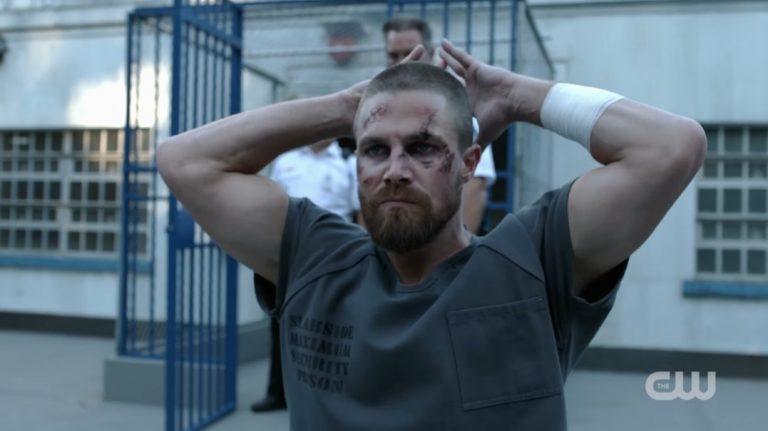 Arrow seizoen 7