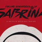 Eerste poster Chilling Adventures of Sabrina