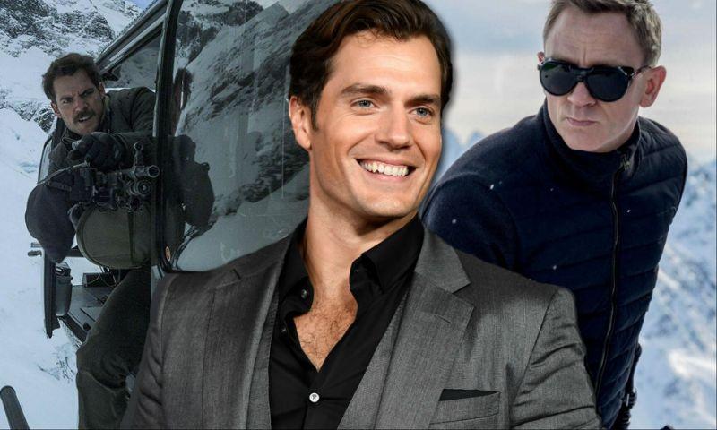 Henry Cavill is klaar voor rol als James Bond