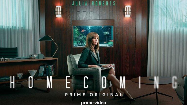 Homecoming met Julia Roberts