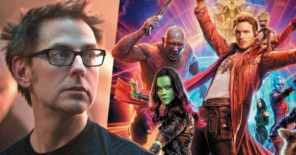 James Gunn ontslagen bij Guardians of the Galaxy Vol. 3