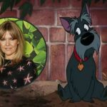Ashley Jensen in Disney's live-action Lady and the Tramp