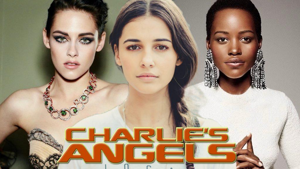 Naomi Scott is gecast in Charlie