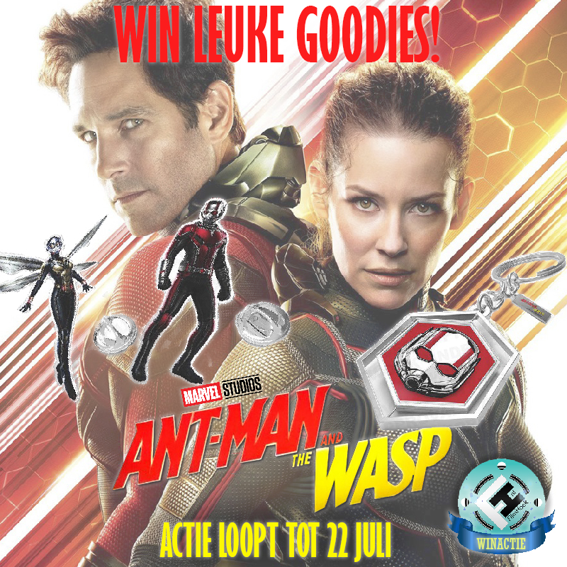 Prijsvraag Ant-Man 2