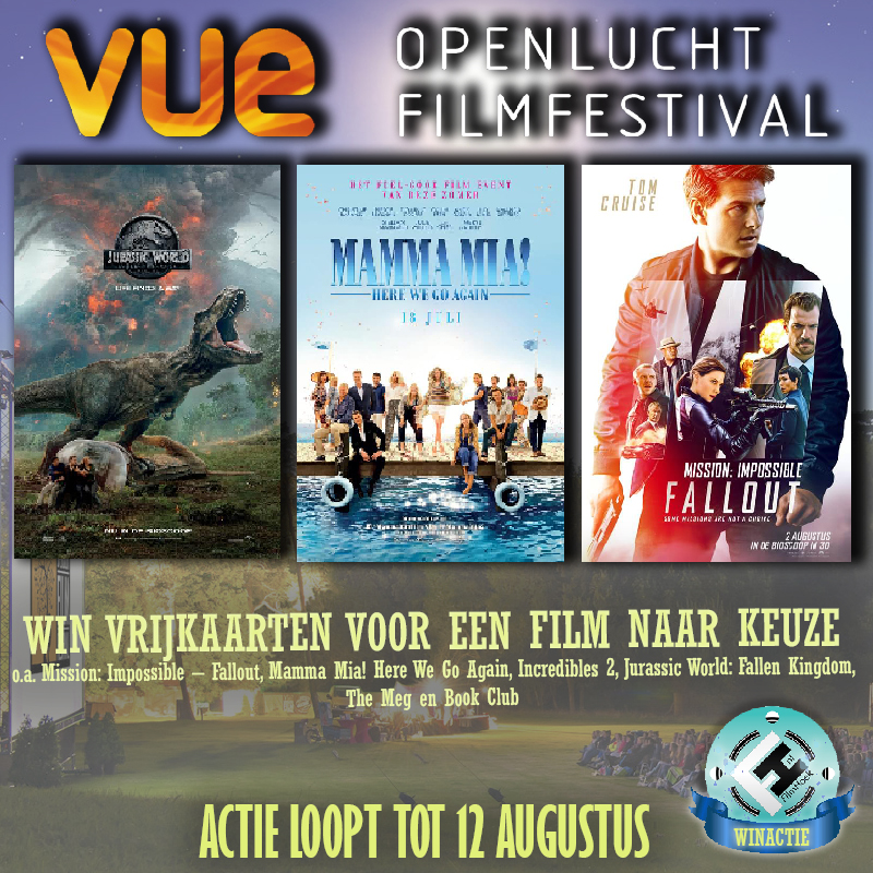 Vue Openlucht Filmfestival