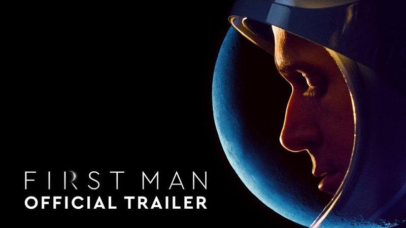 First Man met Ryan Gosling