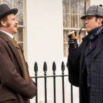 Eerste blik op Will Ferrell & John C. Reilly als Holmes and Watson