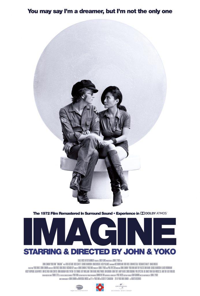 Imagine van John Lennon en Yoko Ono