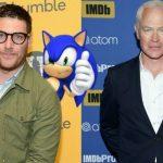 Adam Pally & Neal McDonough in Sonic The Hedgehog