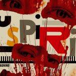 Officiële poster voor remake Suspiria
