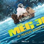 RealD poster voor haaienfilm The Meg