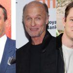 Jon Hamm, Ed Harris en Lewis Pullman in Top Gun: Maverick