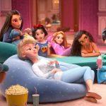 Disney prinsessen slaapfeestje op nieuwe foto Wreck-It Ralph 2