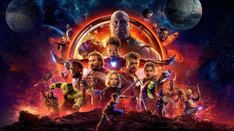 Winactie | Marvel's Avengers: Infinity War blu-ray – Beëindigd