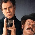 Eerste poster Holmes & Watson met Will Ferrell & John C. Reilly